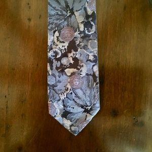Versace Men's Silk Neck Tie